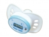 NIPPLE-LIKE DIGITAL PACIFIER THERMOMETER