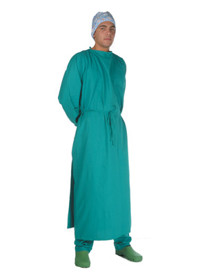 THEATRE GOWNS - green - 52-56