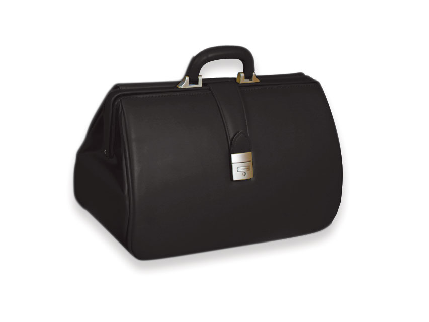 KANSAS SKAY MEDICAL BAG - black