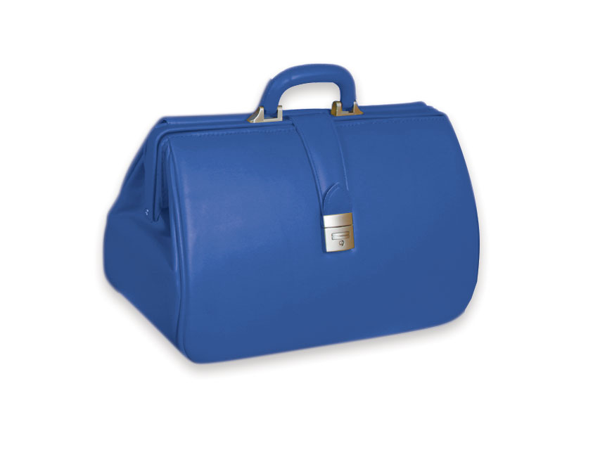 KANSAS SKAY MEDICAL BAG - electric blue