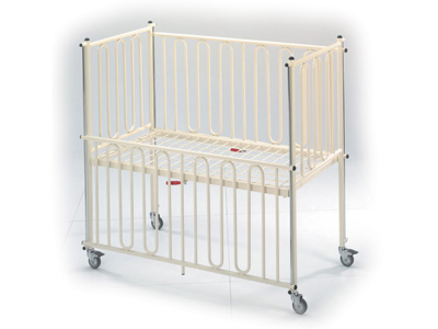 PAEDIATRIC BED 1-4 years