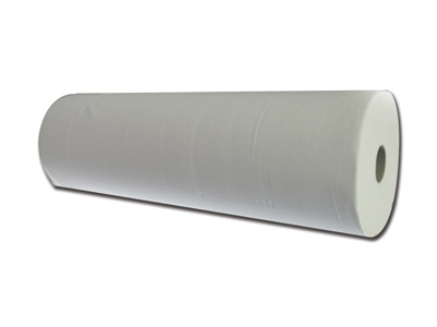2 PLY COUCH PAPER ROLLS - 100 m x h 50 cm