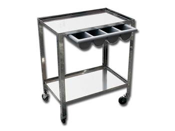 INOX TROLLEY