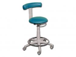 Sgabelli Con Le Ruote : Arredamento medicale sedie a sgabelli
