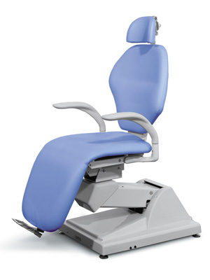 OTOPEX ENT CHAIR - blue Chicago