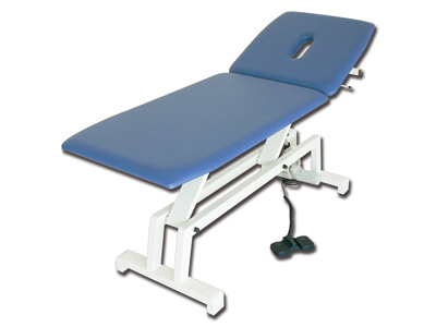 GIMA TREATMENT TABLE - blue