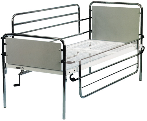 COLLAPSIBLE SUPPORTS (for all types of bed)