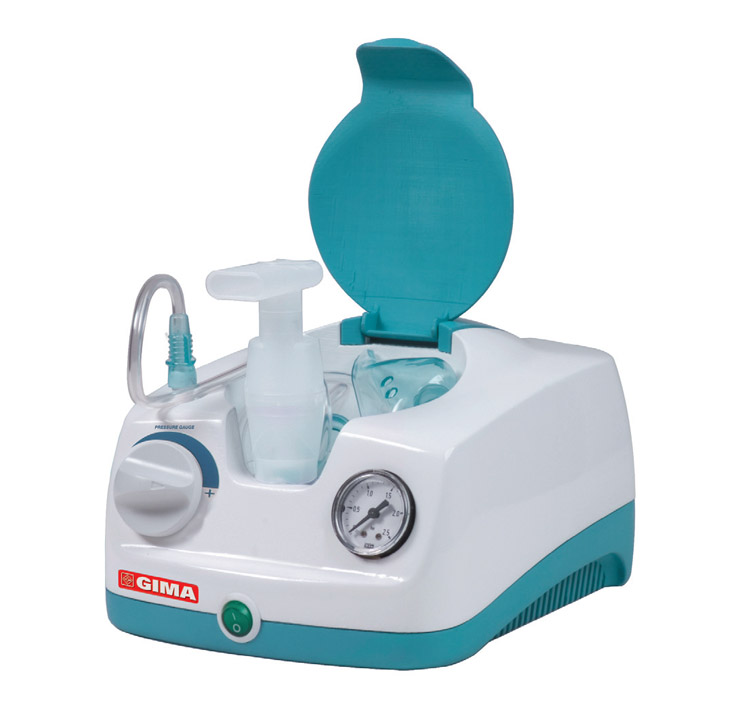 CORSIA PROFESSIONAL NEBULIZER - piston