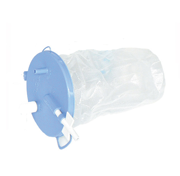 DISPOSABLE LINER 2 l (cover + bag)