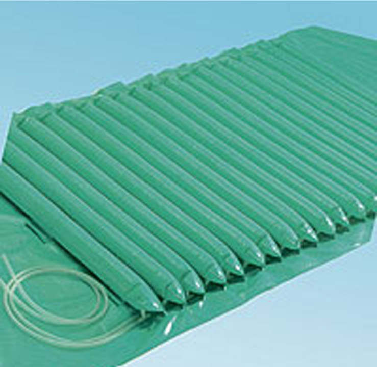 ANTI-DECUBIT AIR MATTRESS - with interchangeable sections