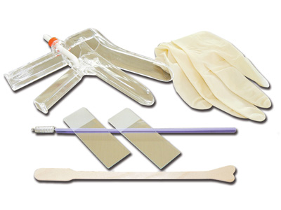 PAP TEST KIT - sterile