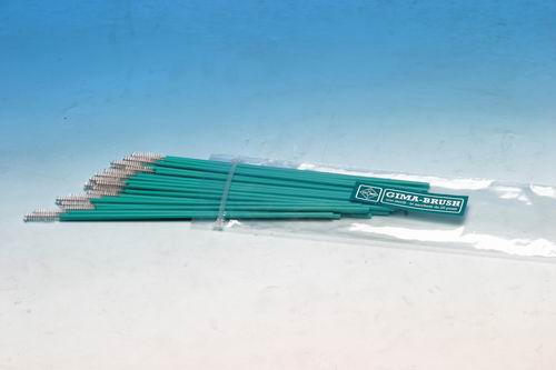 GIMA BRUSH - conical - non sterile - 25 pcs.