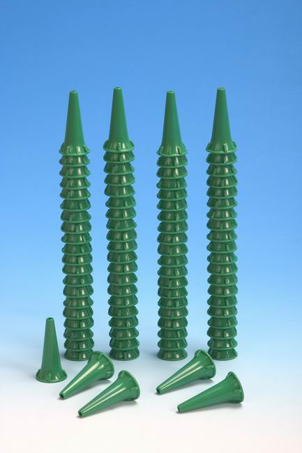 DISPOSABLE MINI EAR SPECULUM  2.5 mm - green