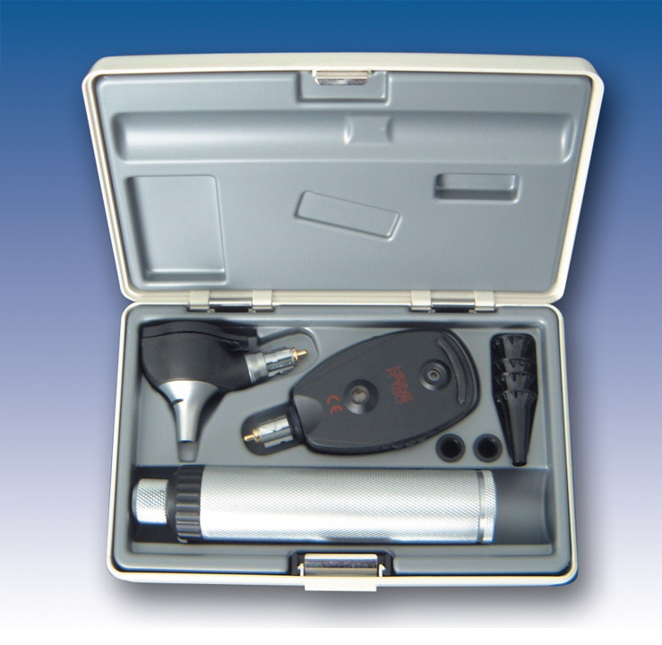 HEINE K180 F.O. OTO-OPHTHALMO SET - 2.5V - A279.10.118
