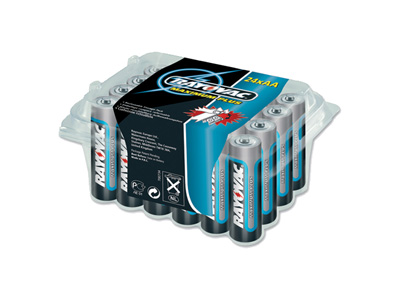RAYOVAC STILO ALKALINE BATTERY -