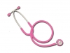 WAN DOUBLE HEAD STETHOSCOPE - pediatric - pink