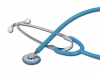 TRAD SINGLE HEAD STETHOSCOPE - pediatric - light blue