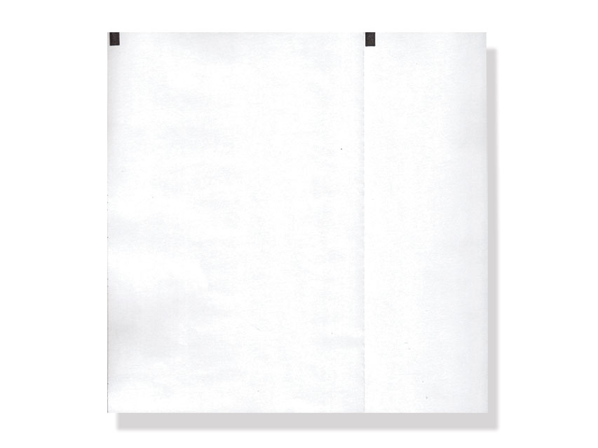 ECG THERMAL PAPER PACK - 210 x 140 mm - white grid