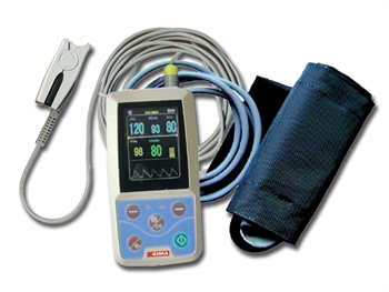 GIMA ABPM + Pulse rate + SpO2 with software