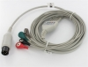 ECG CABLE (for VITAL and PC-3000 line)