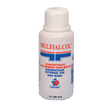 MULTIALCOL - 250 ml - conf. 12 flaconi
