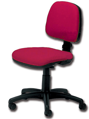 CUNEO B CHAIR - fabric - red (TN 050)