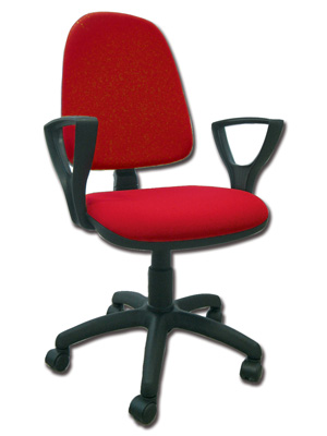 CUNEO CHAIR - fabric - red (TN 050)