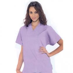 Completo ospedaliero  casacca + pantaloni Tessuto  100% cotone 59c36ca52b2d