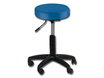 SKAY HEIGHT ADJUSTABLE STOOL - blue